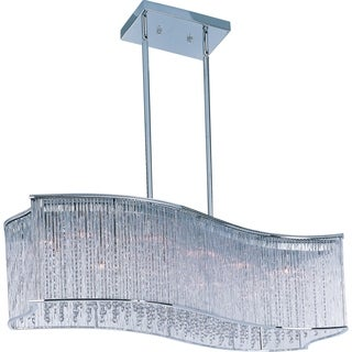 Swizzle Linear Light Pendant