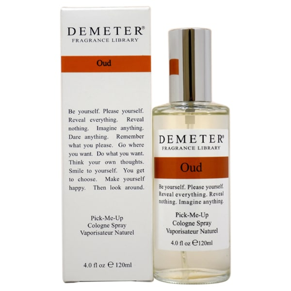 Demeter Oud Unisex 4-ounce Cologne Spray