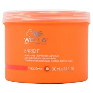 Wella Enrich Moisturizing Treatment Ffor Coarse Hair 16.9-ounce Treatment