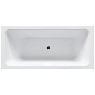 Virtu USA VTU-3567 67-inch Serenity Free Standing Soaking Tub