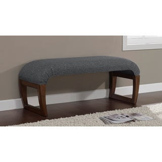 Granite Grey Curved Waterfall Window Bench