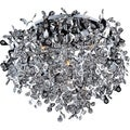 Comet Flush Mount Light Pendant