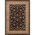 Ariana Palace Black Area Rug (2'3 x 3'11)