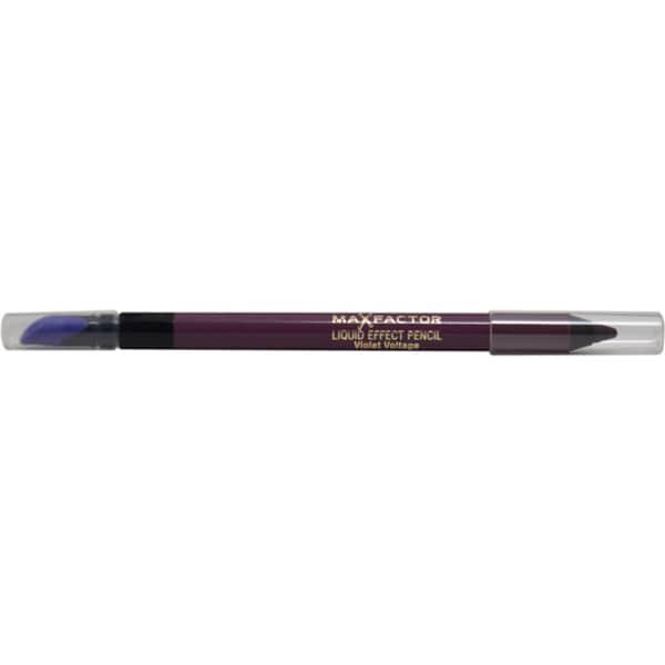 Max Factor Liquid Effect Violet Voltage Pencil Eyeliner