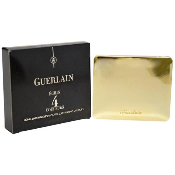 Guerlain Ecrin 4 Couleurs 07 Les Cuirs Eye Shadow Palette 12210607