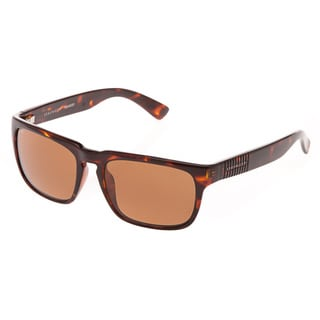 Serengeti 'Cortino' Dark Tortoise Polarized Sunglasses