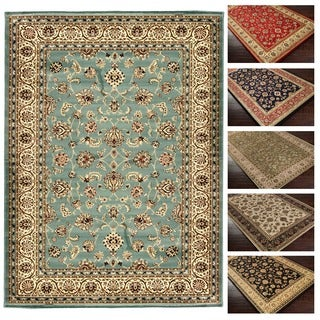 Ariana Palace Light Blue Rug (5'3 x 7'3)