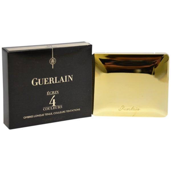 Guerlain Ecrin 4 Couleurs 09 Les Noirs Eye Shadow Palette 12210879