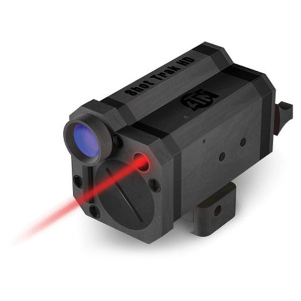 Shot Trak HD Action Gun-camera with Laser