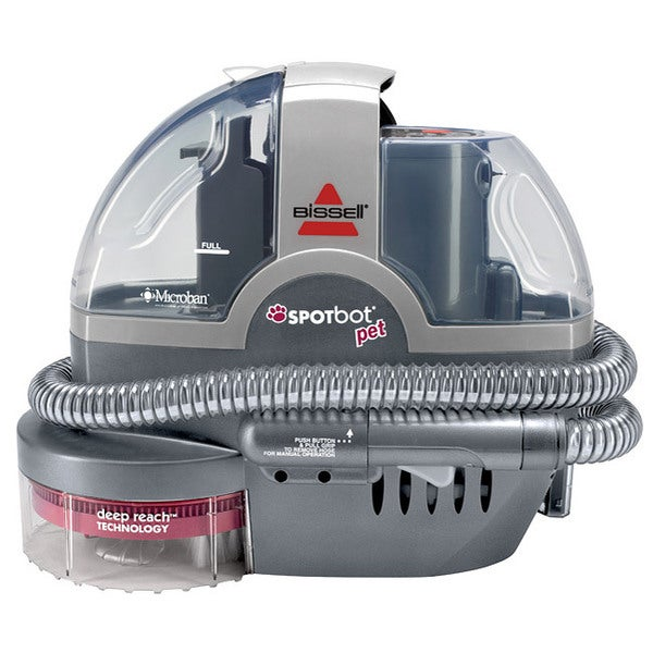 Bissell 33N8R SpotBot Pet Compact Deep Cleaner (Refurbished)