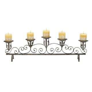 5-candle Metal Candle Holder