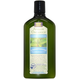 Avalon Organics Strengthening Peppermint 11-ounce Conditioner