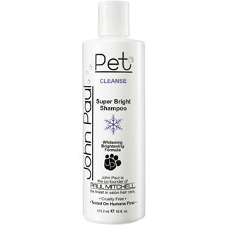 John Paul Pet Super Bright Grooming Shampoo