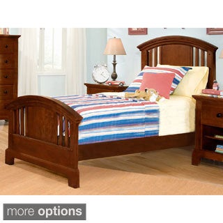 Branson Panel Bed with Optional Storage Pedestal or Trundle