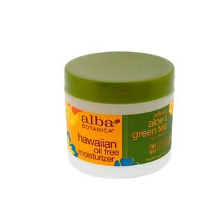 Alba Botanica Hawaiian Green Tea Oil Free 3-ounce Moisturizer