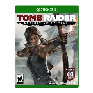 Xbox One - Tomb Raider: The Definitive Edition