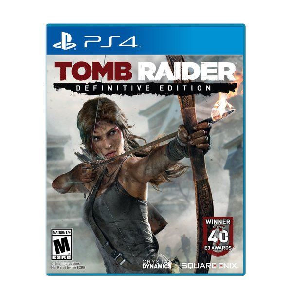 PS4 - Tomb Raider: The Definitive Edition 12211737