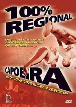 Capoeira 100% Regional: Discover the Most Astounding Style of Capoeira (DVD)