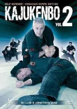 Kajukenbo: Vol. 2: Self Defense Hawaiian Kenpo Method by Luis & Jonathan Diaz