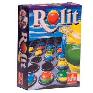 Goliath Rolit Travel Edition Game