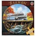 Masterpieces Puzzles Full Steam Ahead Puzzle