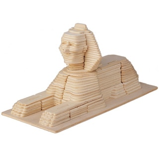 Puzzled Sphinx Wooden Puzzle