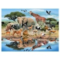 Ravensburger Watering Hole Jigsaw Puzzle