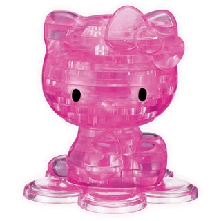 Hello Kitty 43-piece 3D Crystal Puzzle