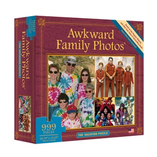 Awkward Family Photos 'The Vacation' 999-piece Puzzle