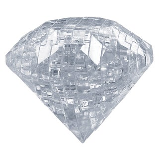 Bepuzzled Diamond Gem 41-piece 3D Crystal Puzzle