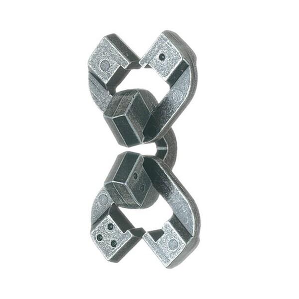 Hanayama Level 6 Chain Cast Puzzle 12213506