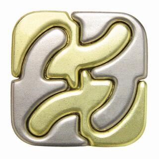 Hanayama Level 6 Square Cast Puzzle