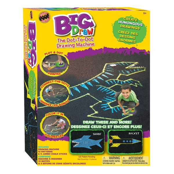 Big Draw Dot-To-Dot Drawing Machine