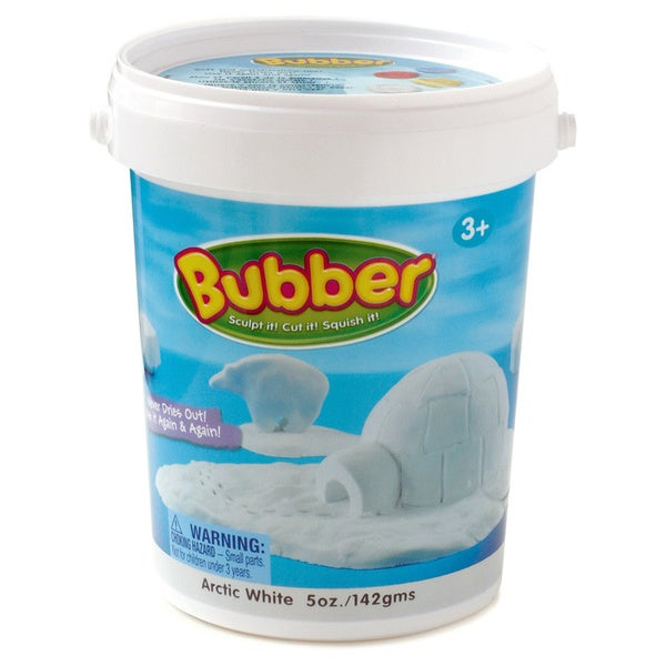 White Bubber Bucket