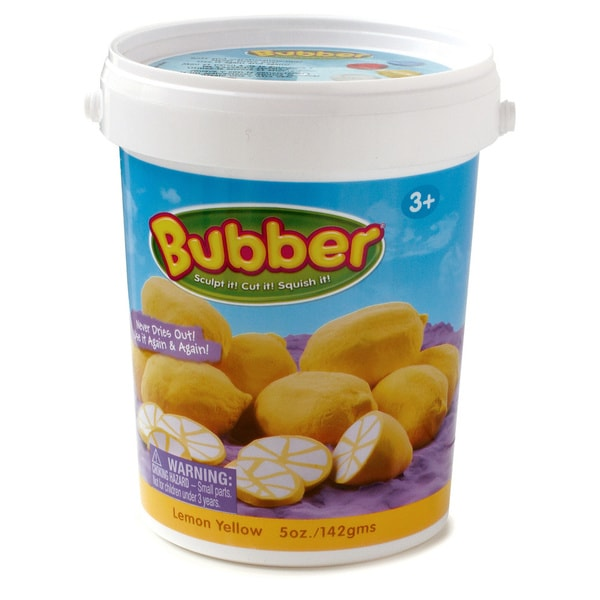 Yellow Bubber Bucket