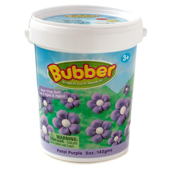 Purple Bubber Bucket