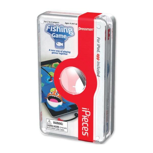 Pressman Toy iPieces Fishing Game