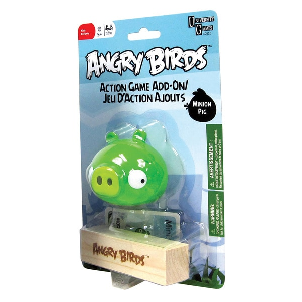 Angry Birds Minion Pig Add-On Toy