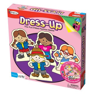 Colorforms Dress-Up Game