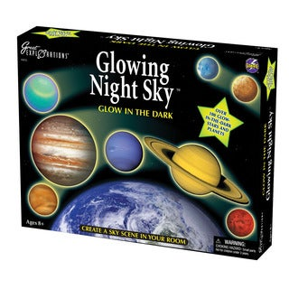 Great Explorations Glowing Night Sky