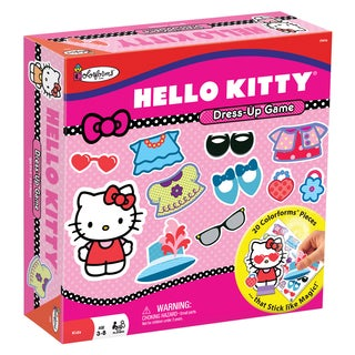 Colorforms Hello Kitty Dress-Up Game