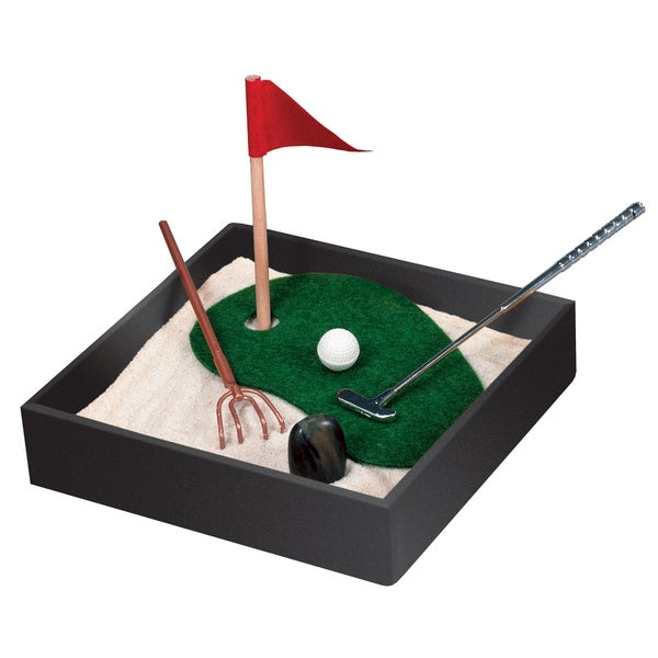 Executive Tee Time Mini Sandbox