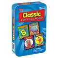 Classic 4-in-1 Card Games Tin