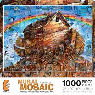 The Wildlife Ark 1000-piece Puzzle