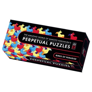 Birds of Paradise Perpetual Puzzle
