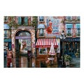 Passage Fontaine 500-piece Jigsaw Puzzle