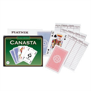 Canasta Double Deck Card Set