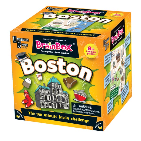 BrainBox - Boston