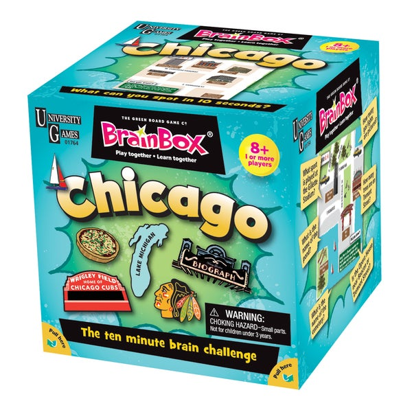 BrainBox - Chicago