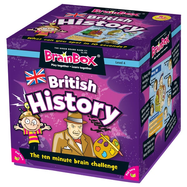 BrainBox - British History